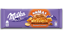 Milka Mmmax Peanut Caramel