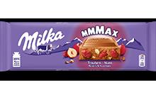 Milka Mmmax Trauben-Nuss