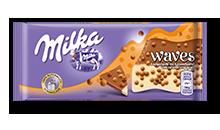 Milka Waves - Karamell