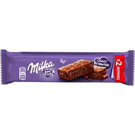 Biscuits - Gateaux - Milka Choco Brownie 50g Alt Mondelez Pro