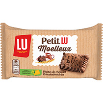 Biscuits & Gateaux - Petit Lu Moelleux Chocolat 28g