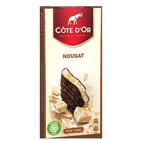RECETTE FOURRÉE Nougat