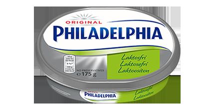 Philadelphia Laktosfri Original 175g