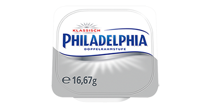 Philadelphia Original Portion 16,7g