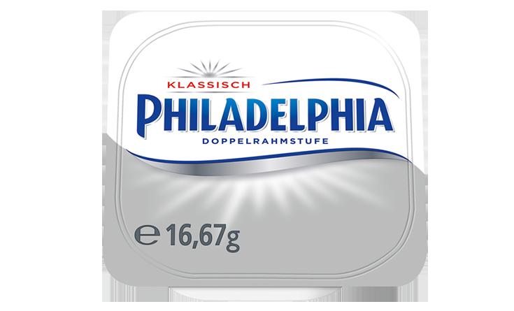 Philadelphia Original Portion 16,7g
