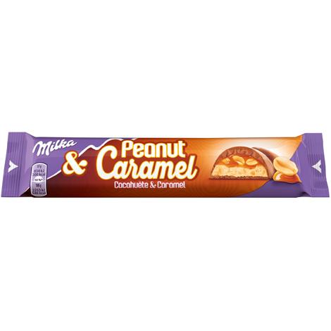 Chocolat - Milka Peanut & Caramel 37g Alt Mondelez Pro