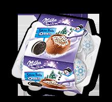 Milka Snowballs Oreo 112g