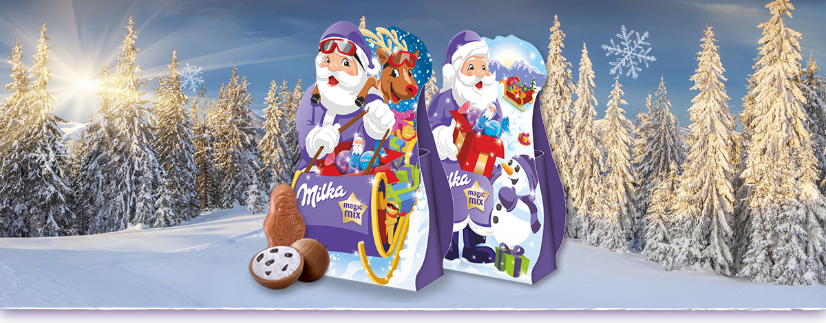Magic Mix Weihnachten 36g