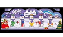 Milka Snowman Friends Alpenmilch 5x15g