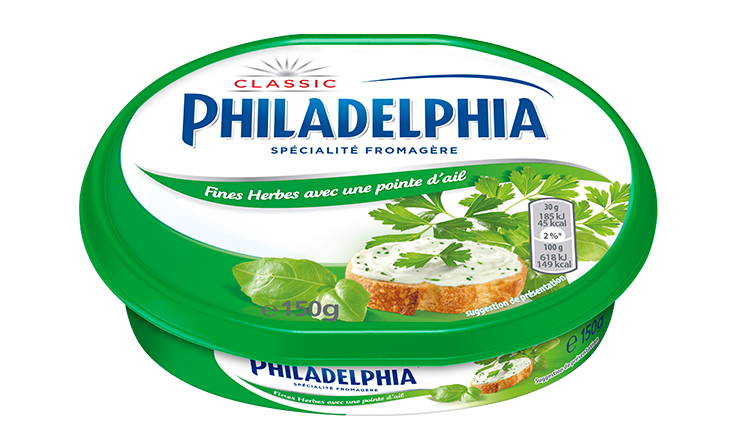 Philadelphia Fines Herbes 150 G
