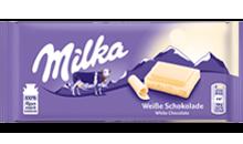 Milka Weiße Schokolade