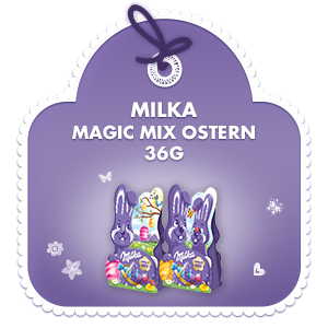 Milka Magic Mix Ostern 36g