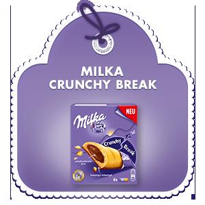 Milka Crunchy Break