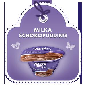 Milka Schokopudding