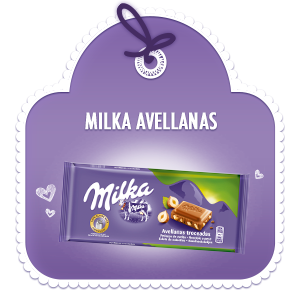 MILKA AVELLANAS