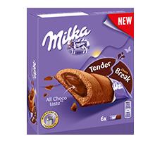 Milka Tender Break Choco