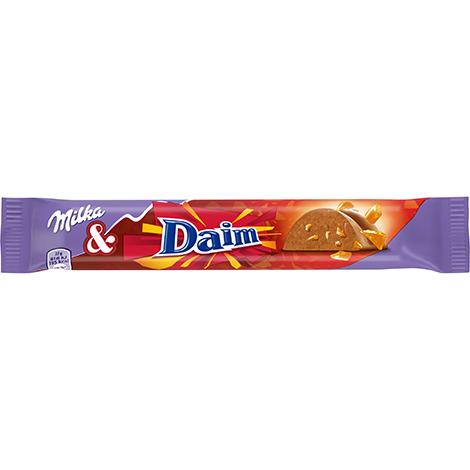 Chocolat - Milka Barre Daim 37g Alt Mondelez Pro