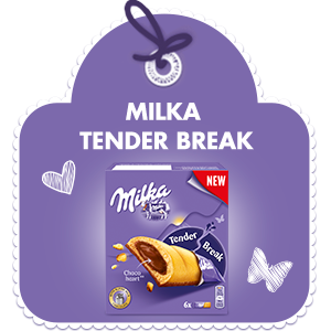 Milka Tender Break