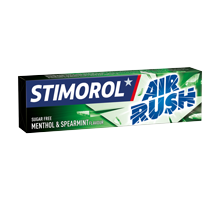 AIR RUSH MENTHOL & SPEARMINT