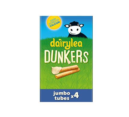 Dunkers Jumbo Tubes