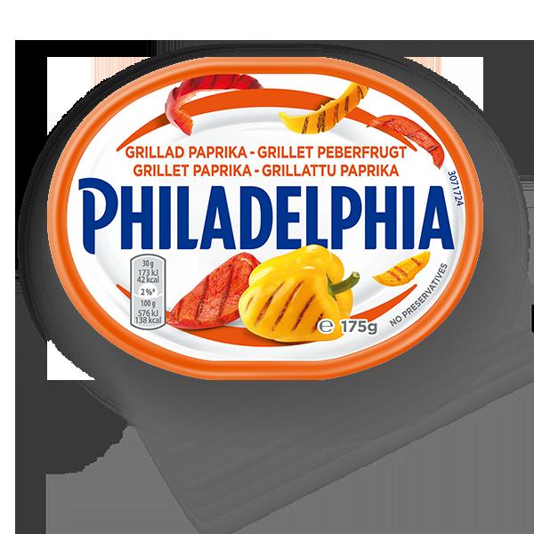 philadelphia-grillet-peberfrugt-175g