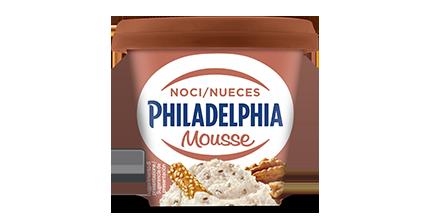 Philadelphia Mousse Nueces