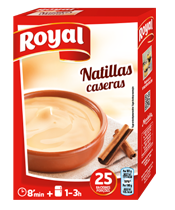 Royal natillas