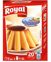 Royal Flan Tamatina