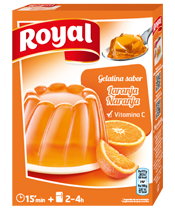 Royal Gelatin Orange