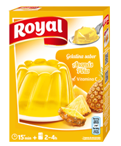 Royal Gelatin Pineapple