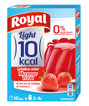 Royal Gelatin Strawb 10Kcal