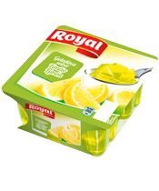 Royal Rte. lemon gelly