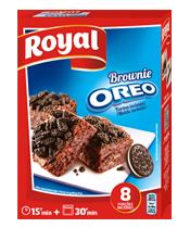 Royal brownie with oreo (8)