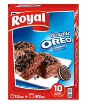 Royal brownie with oreo (10)