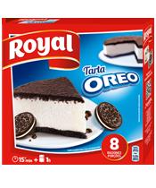 Royal Oreo Cake