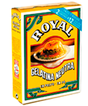 Royal Gelatin Neutra
