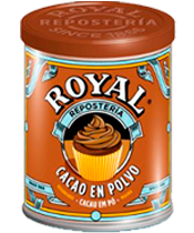 Royal powder cocoa