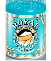 Royal Baking sugar vanilla