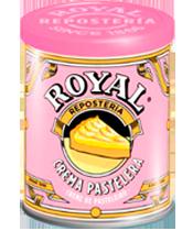 Royal Bakin Custard Cream