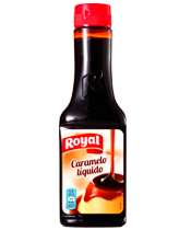 Royal Topping Caramel
