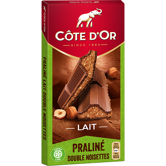 PRALINÉ Double Noisettes