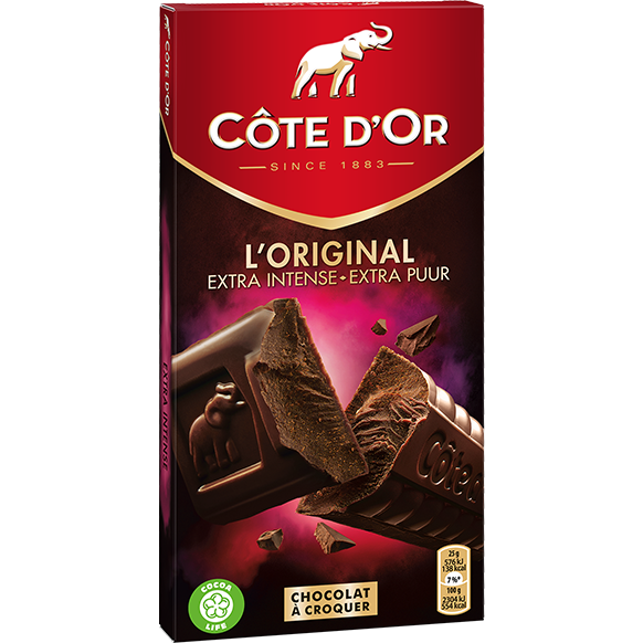 L'Original Noir Intense 200g