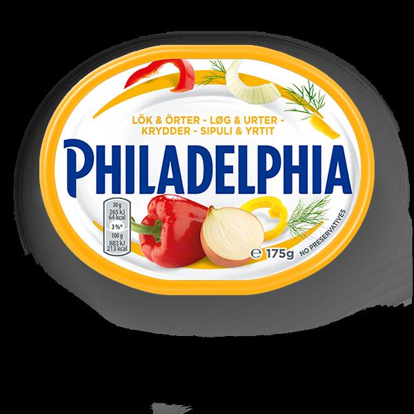philadelphia-loek-och-oerter-175g