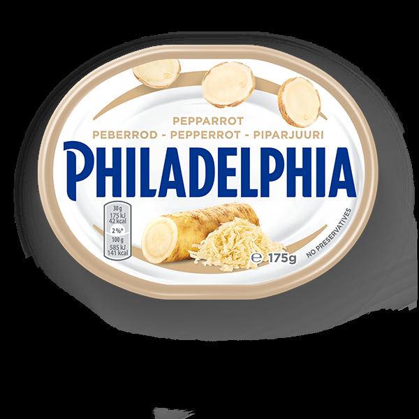 philadelphia-pepparrot-175g