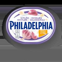 philadelphia-valkosipuli-115g