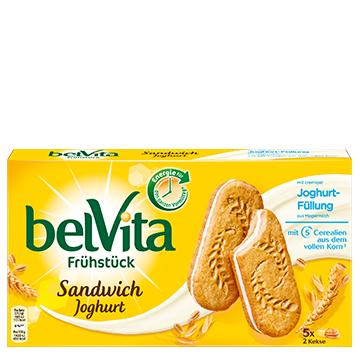 Sandwich Joghurt