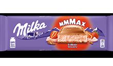 Milka Mmmax Erdbeer