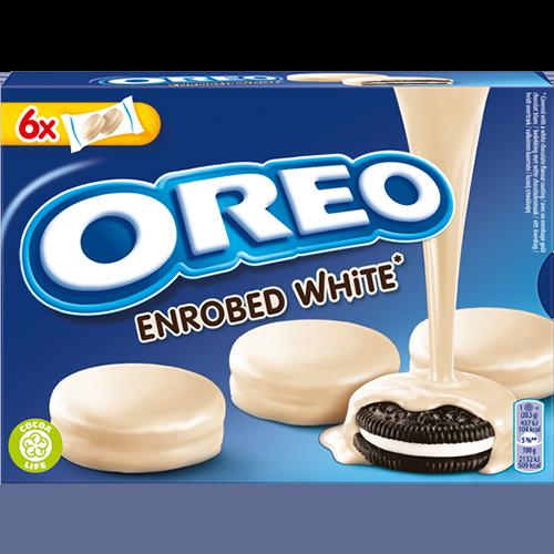 OREO - WHITE ENROBED 246g