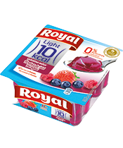 Royal Rte. Frutos del bosque 10kcal