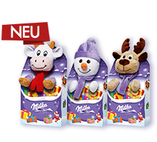 Milka Magic Mix Plüschtier 96g